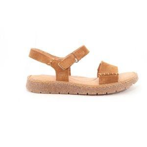 Born Rustic Sandals Tan 6 Narrow ()5902